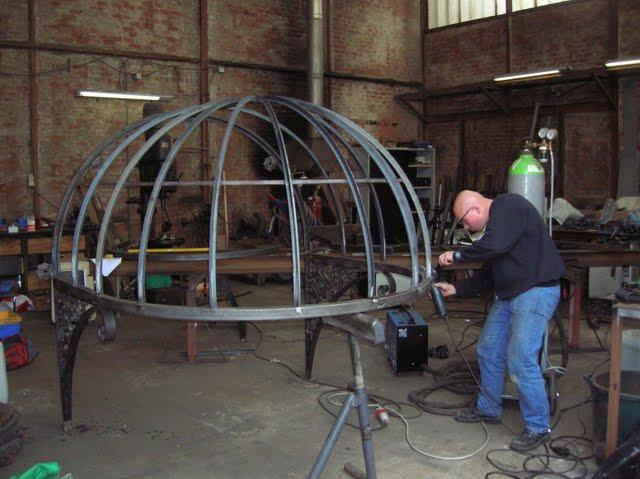 l 39 art de la forge les marquises en fer forg. Black Bedroom Furniture Sets. Home Design Ideas